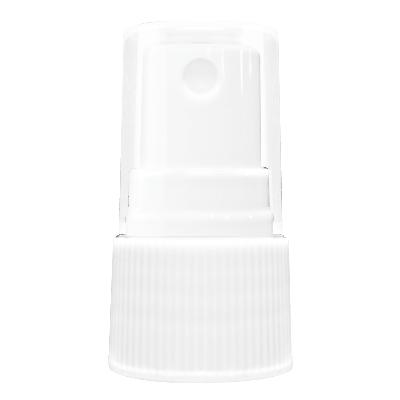 Atomizador Estriado 20 Blanco