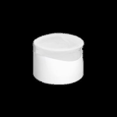 Tapa Doble Pared Italiana Blanco-Natural