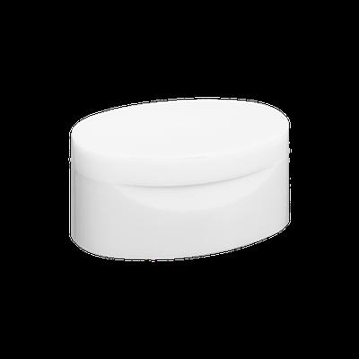 Tapa Clásica Grande Blanco