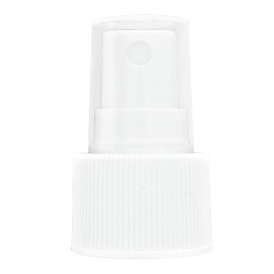 Atomizador Estriado 24 Blanco Stock