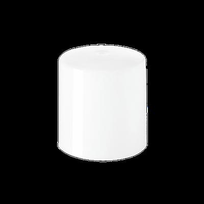 Mini Tapa Cuadrada Blanco Stock