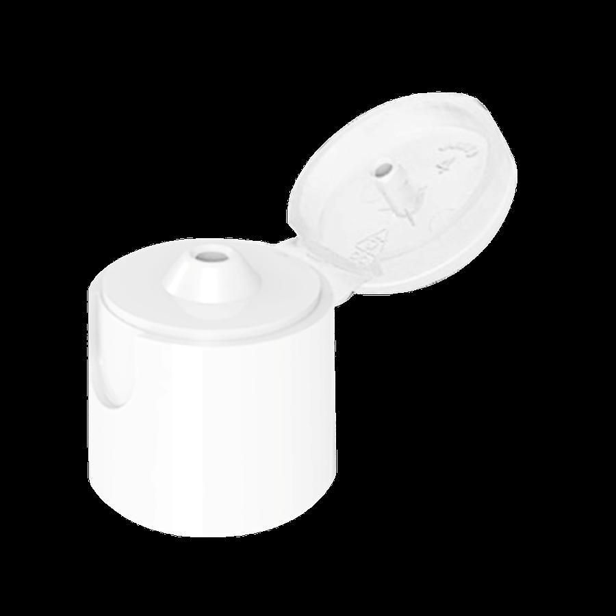 Tapa 20 Flip Top Blanco