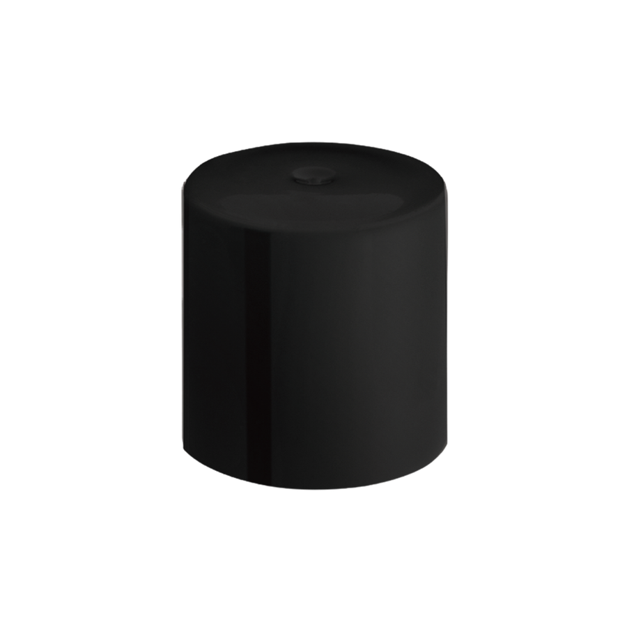 Mini Tapa Cuadrada Negro Stock