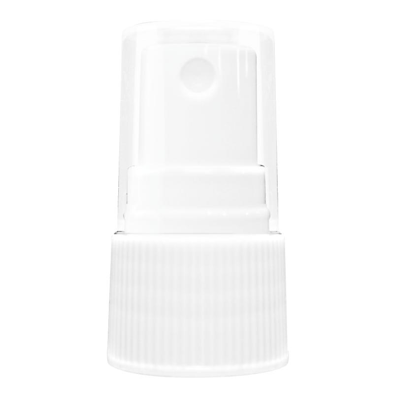 Atomizador Estriado 20 Blanco Stock